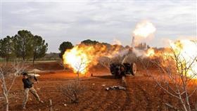 مقتل 60 شخصا على الأقل جراء اشتباكات بين قوات النظام والفصائل شمال غرب سوريا