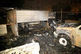 «الإطفاء»: إخماد حريق التهم 4 مركبات في ساحة ترابية بـ«الحساوي»
