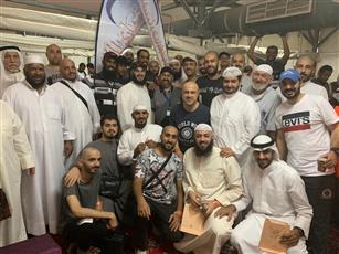 مشاري المطيري: جهود مميزة لحكومة خادم الحرمين في خدمة ضيوف الرحمن