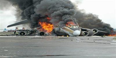 إيران: مقتل شخصين إثر سقوط طائرة تدريب شرق البلاد