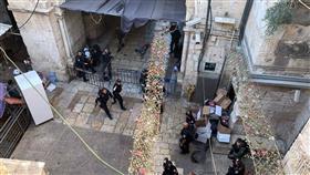 «حماس»: استهداف «الأقصى» جزء من.. «صفقة القرن»