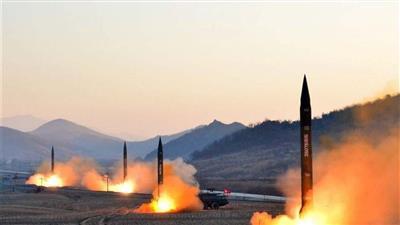 كوريا الجنوبية: كوريا الشمالية أطلقت مقذوفين سقطا في البحر قبالة الساحل الشرقي