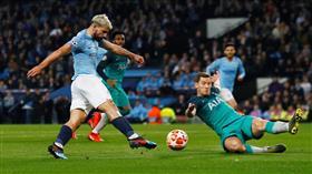 مان سيتي يواجه توتنهام في مباراة قوية بالبريميرليغ