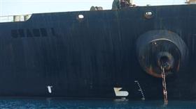 رويترز: الناقلة الإيرانية تغير موقعها لكنها لا تزال راسية بميناء جبل طارق