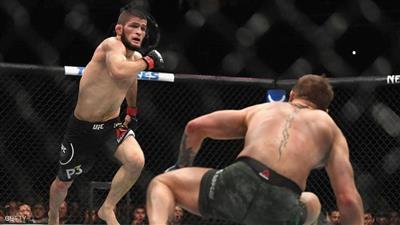 «نورمحمدوف» يهاجم «مكريغور» بعد اعتدائه على رجل مسن