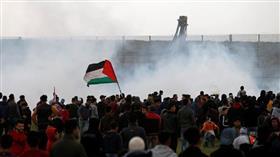 الصحة الفلسطينية: استشهاد 3 فلسطينيين على حدود غزة
