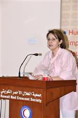 «الهلال الأحمر»: المرأة الكويتية تتبنى مبادرات العمل التطوعي الانساني