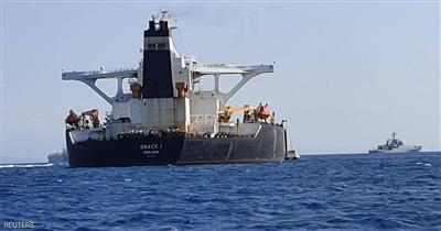 إيران: مستعدون لإرسال سفن حربية لمرافقة ناقلة النفط من جبل طارق