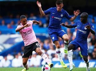 التعادل يحسم لقاء «تشيلسي» و «ليسترسيتي» في منافسات الدوري الإنجليزي