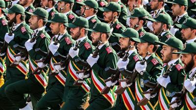 قوات الحرس الثوري الإيراني