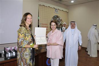 «الهلال الاحمر»: استثمار القدرات النسائية في العمل الخيري