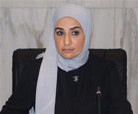 وزيرة الدولة للشؤون الاقتصادية الكويتية مريم العقيل