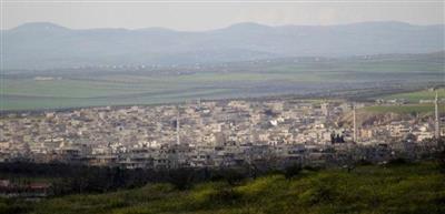 المرصد السوري: ضربات جوية على مناطق قرب آليات تركية في إدلب