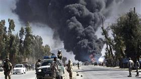 إصابة 80 شخصًا في سلسلة انفجارات شرق أفغانستان