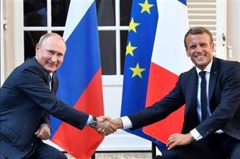 بوتين لـ ماكرون: لا بديل للمحادثات حول أزمة أوكرانيا