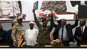 قوى الحرية والتغيير تعلن الاتفاق على الأسماء الخمسة للمجلس السيادي السوداني