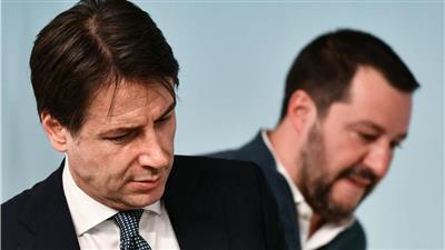 رئيس الوزراء الإيطالي يعلن استقالته
