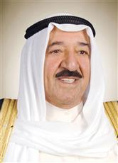 سمو الأمير يتلقى اتصالا هاتفيا من رئيس مجلس النواب العراقي