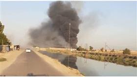 العراق.. قتلى وجرحى بعد انفجار مخازن أسلحة