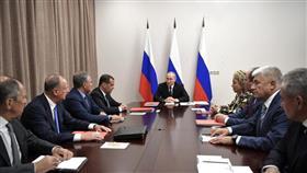 بوتين يكلف وزارتي الدفاع والخارجية باتخاذ تدابير لمواجهة تهديدات تجارب الصواريخ الأمريكية