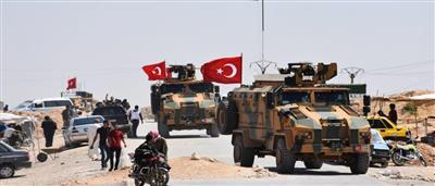 تركيا: جنودنا لن يغادروا نقطة المراقبة المطوقة في سوريا
