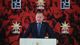 الرئيس التركي: نسعى لإنشاء منطقة آمنة شمال سوريا