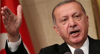 أردوغان: عازمون على حماية حقوقنا في شرق المتوسط