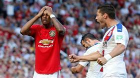 مانشستر يونايتد يسقط في عقر داره أمام كريستال بالاس