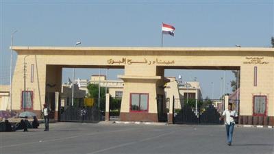 السلطات المصرية تغلق معبر رفح لمدة 3 أيام