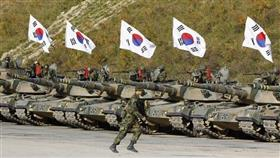 كوريا الجنوبية تبدأ مناورات بحرية لحماية جزر دوكدو المتنازع عليها مع اليابان