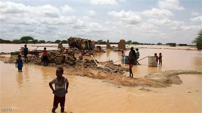 السودان.. 62 وفاة جراء الأمطار والفيضانات