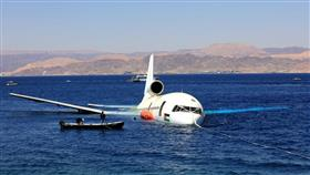 الأردن يُغرِق طائرة تجارية جديدة في خليج العقبة