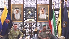 رئيسا «الأركان» الكويتي و«العمليات المشتركة» الأسترالي يبحثان مواضيع مشتركة