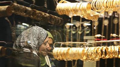 مصر.. الذهب يواصل تحطيم الأرقام القياسية