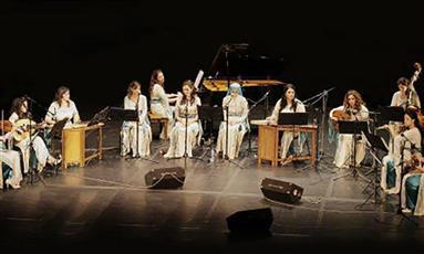 «نايا» الأردنية تصدح بأعذب الأغاني في أمسية «صيفي ثقافي» الـ14