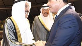 السيسي يصل إلى الكويت في زيارة رسمية