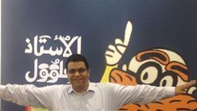 الكاتب المصري مصطفى اللباد