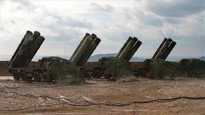 تركيا: بدء تدريب قواتنا على استخدام صواريخ «إس400» الروسية