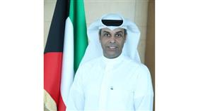 وزير النفط وزير الكهرباء والماء الكويتي الدكتور خالد الفاضل