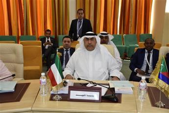 الكويت: نأمل في تعزيز العمل العربي المشترك