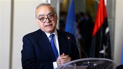 مبعوث الأمين العام للأمم المتحدة إلى ليبيا غسان سلامة