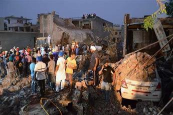 ارتفاع عدد قتلى انفجار مصنع الألعاب النارية بالهند إلى 23 قتيلاً