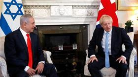بريطانيا وحكومة الاحتلال يتفقان على منع إيران من امتلاك «النووي»