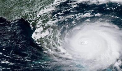 إعصار «دوريان» يصل إلى ولاية كارولينا الشمالية