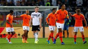 منتخب هولندا يثأر لنفسه ويصعق ألمانيا على أرضها برباعية