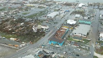 ارتفاع عدد ضحايا إعصار دوريان في جزر الباهاما إلى 43 قتيلاً