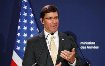 وزير الدفاع الأمريكي: واشنطن تسعى للتوصل إلى اتفاق جيد مع طالبان