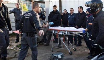 إصابة إسرائيليين اثنين «طعنا» شمال الضفة الغربية