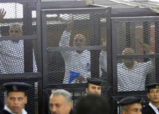 مصر.. المؤبد لقيادات الإخوان في «اقتحام الحدود»