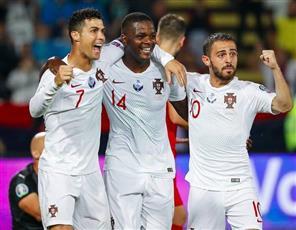 رونالدو يقود البرتغال لتحقق أول فوز في تصفيات «يورو 2020»